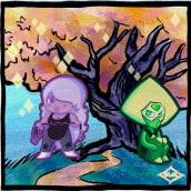 Mi Gema Favorita. A Comic project by Beatriz López Albir - 07.09.2016