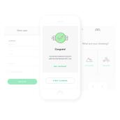 Climbapp. Um projeto de UI / UX, Br, ing e Identidade e Design interativo de Pablo Chico Zamanillo - 12.02.2018