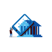 BBVA Business Icons. Um projeto de Diseño de iconos e Ilustração de Mᴧuco Sosᴧ - 12.02.2018