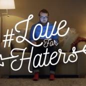 Lover for Haters en Pompeii. Un progetto di Social Networks di Otman Amesnaou - 23.02.2018