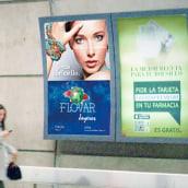 Flovar - Publicidad Exterior. Un proyecto de Publicidad de Jordi Vinaixa - 01.03.2018