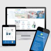 Mediwords - diseño web. Un proyecto de UI / UX, Arquitectura de la información, Diseño Web, Desarrollo Web, Cop y writing de Jordi Vinaixa - 01.03.2018