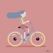Mi Proyecto del curso: Animación y diseño de personajes en After Effects. Un proyecto de Ilustración, Motion Graphics, Animación, Diseño de personajes, Animación de personajes e Ilustración vectorial de Maria Morell - 01.03.2018