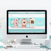 Dulcíssimo. A Grafikdesign und Webdesign project by Rebeca Gordillo Escobar - 03.05.2017