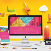 Asociación Cultural Lavapiés Norte. A Webentwicklung und Webdesign project by Rebeca Gordillo Escobar - 03.02.2018