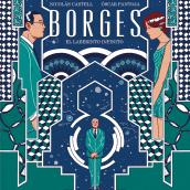 Borges, El Laberinto Infinito. Un proyecto de Ilustración y Cómic de Nicolás Castell - 08.10.2017
