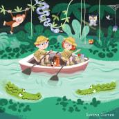 Exploradores. Un proyecto de Ilustración e Ilustración infantil de Susana Gurrea - 12.08.2017