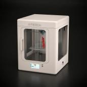 ATERIA. Impresora 3D. Un progetto di 3D, Design industriale , e Product Design di Pablo Lardón - 15.06.2016