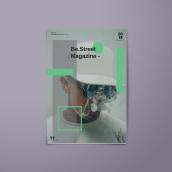 'Be.Street Magazine' by Guzmán Arce. Un projet de Conception éditoriale , et Design graphique de Guzmán Arce Sperindé - 18.03.2018