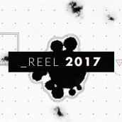 Reel 2017. A Motion Graphics, Animation, and Video project by Jesús Cezón García - 03.20.2018