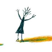 El torero, la mujer, el niño y la bruja. Un proyecto de Diseño e Ilustración de Enric Lax Sulé - 23.03.2018