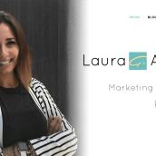 Mi Proyecto del curso: Creación de web de Marca Personal. A Br und ing und Identität project by Laura García Arias - 26.03.2018