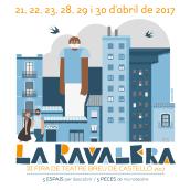 La Ravalera. A Illustration, Graphic Design, and Vector Illustration project by Enric Redón - 03.27.2018