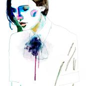 María. Un proyecto de Diseño, Ilustración y Pintura de Sebastián Vaca - 11.04.2018