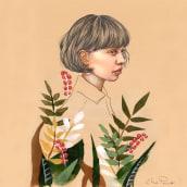 Fauna. Un proyecto de Ilustración, Bellas Artes y Pintura de Elena Pancorbo - 30.11.2017
