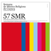 Semana de Música Religiosa de Cuenca. Un projet de Br, ing et identité , et Musique et audio de Cruz Novillo & Pepe Cruz - 14.04.2018