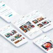 Mindfoodness. Un proyecto de Diseño, Diseño de producto y Diseño Web de Ana Traba de la Gándara - 06.03.2018