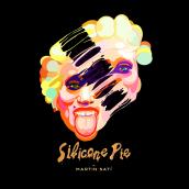 Silicone Pie - Animación. A Illustration, Animation, 2D Animation, and Digital illustration project by Martin Sati - 04.24.2018