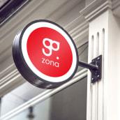 Go Zona. Um projeto de Direção de arte, Br, ing e Identidade e Criatividade de Brian Colquhoun - 26.04.2018