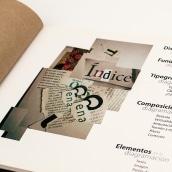 Diagramación. A Editorial Design, and Collage project by Silvia Trujillo - 04.27.2018