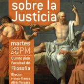 Cuestiones sobre la justicia, afiches. A Graphic Design, and Poster Design project by Silvia Trujillo - 04.27.2018