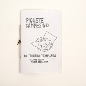 Piquete campesino. A Editorial Design project by Silvia Trujillo - 04.27.2018