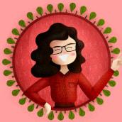 Nany. Un projet de Illustration et Illustration numérique de Anny Fernandez - 28.04.2018