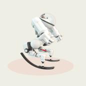 X · PLORER. Un proyecto de Ilustración, 3D, Dirección de arte, Diseño de personajes, Retoque fotográfico y Modelado 3D de Guille Amengual - 29.04.2018