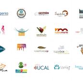Logotipos. Um projeto de Design de logotipo de Guillermo Arroyo - 30.04.2018