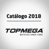 Topmega Catálogo 2018. Un proyecto de Fotografía, Gestión del diseño, Diseño editorial, Diseño gráfico, Diseño de la información y Diseño de iconos de Milena Gaborov Milich - 03.05.2018