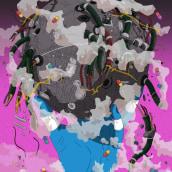 Magic ball x Akira. Un proyecto de Ilustración de I P LOBATO - 05.05.2018