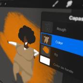 Taystee. Animación desde el iPad. A Animation, and 2D Animation project by Ubalio Martínez - 05.07.2018