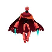 Robot_Kr2 . Um projeto de Desenvolvimento de software, Animação, Design de personagens e Animação 2D de Juan Carlos Cruz - 09.05.2018