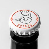 Mi Proyecto del curso: Branding y Packaging para una Cerveza Artesanal. A Grafikdesign und Verpackung project by Raquel Altimira - 03.05.2018
