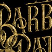 Barber Battle 3. Un projet de Design , Illustration, T, pographie , et Lettering de Havi Cruz - 10.05.2018