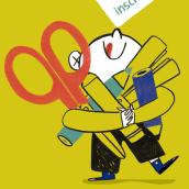 TALLER INFANTIL FANZINITZAAA'T!. Un proyecto de Ilustración de Ro Ledesma - 01.03.2018
