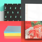 Primeras libretas. Un projet de Créativité , et Design  de Jordi Calvet - 19.05.2018