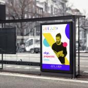 Diseño de Marca y Naming - Auland. Um projeto de Design, Br, ing e Identidade, Naming e Design de logotipo de Moisés Miranda - 22.05.2018