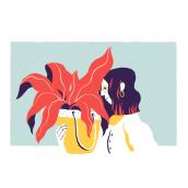 Amatita Studio. Un proyecto de Animación 2D e Ilustración de alequis - 31.05.2018