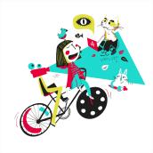 Animation - Ventana Sur + Annecy / Incaa. A Animation project by Flor Kohan - 11.26.2017