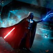 Darth Vader: Retoque fotográfico y efectos visuales con Photoshop. Un proyecto de Diseño y Retoque fotográfico de Pako Grafostilo - 11.06.2018