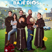 Que baje Dios y lo vea VFX. A Film, Video, TV, 3D, Post-production, and VFX project by Ramon Cervera - 06.14.2018