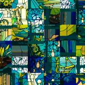 Flores #noseason [estampados]. Un proyecto de Diseño gráfico, Diseño de moda e Ilustración digital de Pape Monsoriu - 03.02.2017