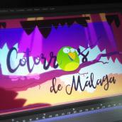 Cotoras de Málaga. Um projeto de Animação, Design de personagens e Animação 2D de Juan Carlos Cruz - 04.07.2018
