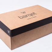 BARQET. Creación de marca y gestión integral de brading.. A Kunstleitung, Br, ing und Identität, Grafikdesign, Verpackung und Logodesign project by Manuel J. Morente Morente - 11.03.2018