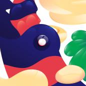 Cerveza Indio. Un proyecto de Ilustración, Dirección de arte y Creatividad de Mr. Kone - 01.07.2018
