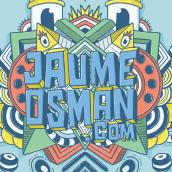 Jaume Osman. A Digital illustration project by jaume osman granda - 07.18.2018