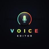 Voice Editor. Un proyecto de Ilustración, Desarrollo de software, UI / UX, Diseño gráfico y Diseño de iconos de Sergio Arteaga - 10.12.2017