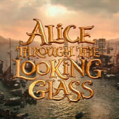 Alice Through The Looking Glass - Layout. A 3D, Film, and VFX project by Carolina Jiménez García - 07.27.2018