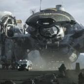 Prometheus - Layout. A 3D, Film, and VFX project by Carolina Jiménez García - 08.02.2018
